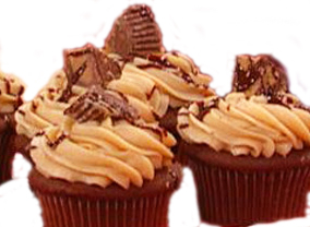 Peanut Butter Cup Cupcakes - Buddy Valastro's Recipe