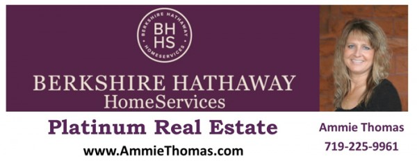 Berkshire Hathaway Platinum Real Estate, Ammie Thomas, Pueblo Colorado