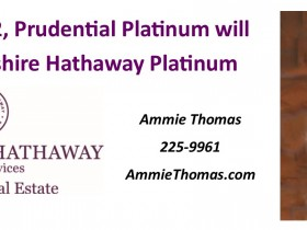 Ammie Thomas, Berkshire Hathaway Platinum