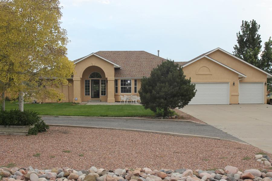 446 S Tejon Ave, Pueblo West CO  81007