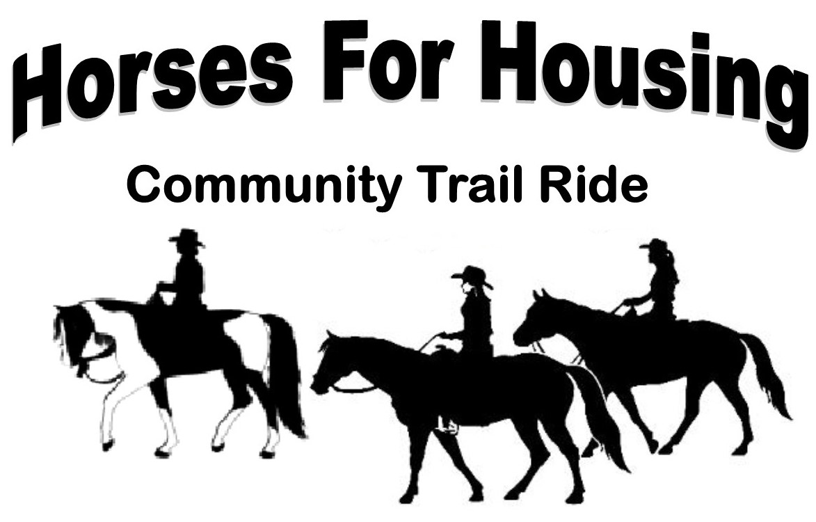 Horses for Housing Trail Ride