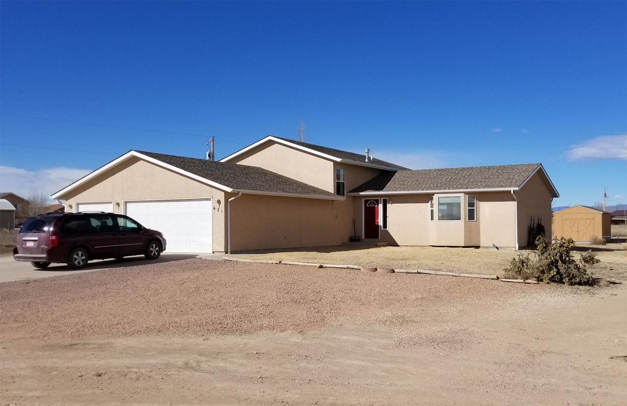 621 N Blaine Way, Pueblo West CO 81007