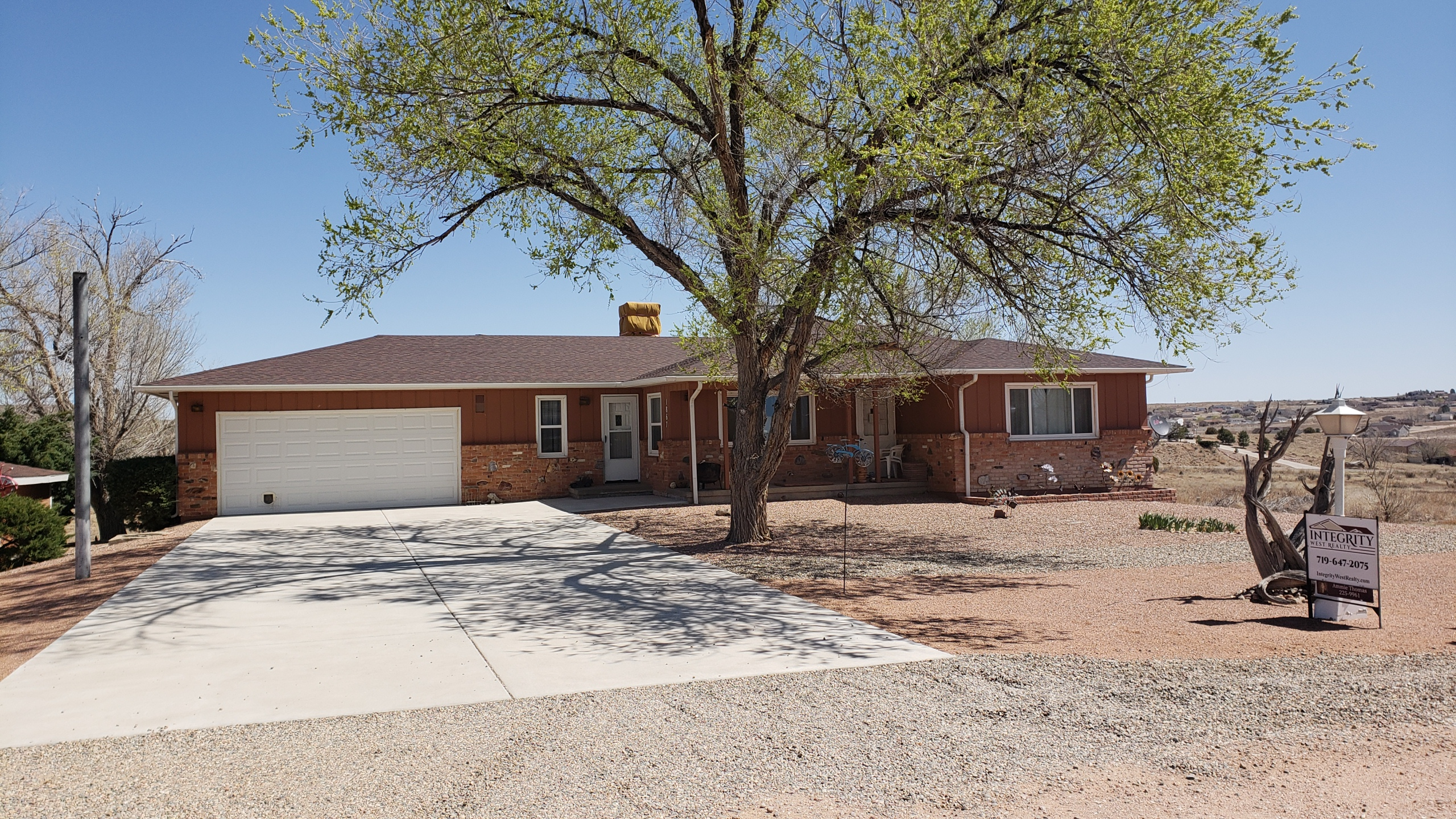 1867 W Costilla Place, Pueblo West CO 81007